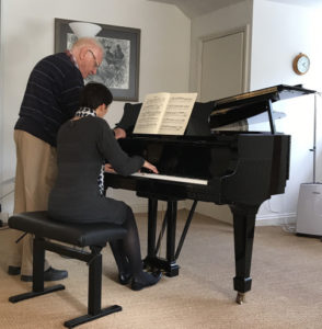 piano courses; piano lessons; music holidays; summer music courses; Jackdaws